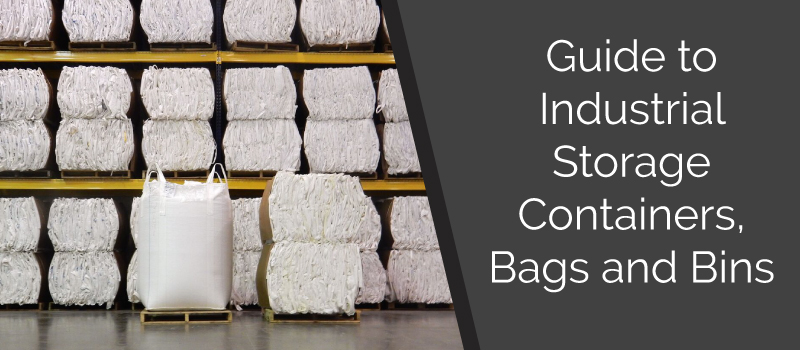 Guide to Industrial Bags