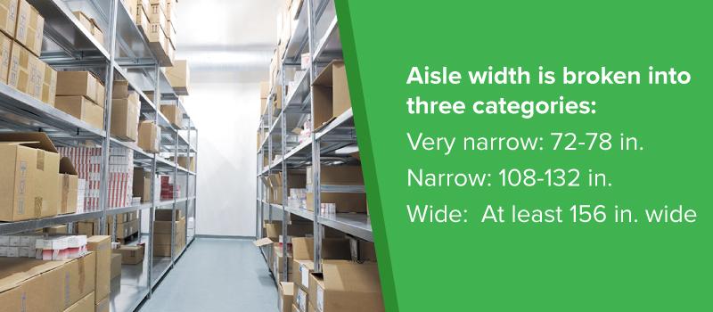 warehouse aile