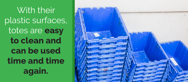 Your Guide to Industrial Storage Containers, Bags and Bins